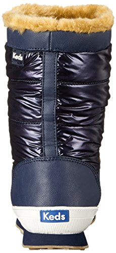 Keds Womens Powder Puff Waterproof Snow Boot Peacoat Navy U8plb3B