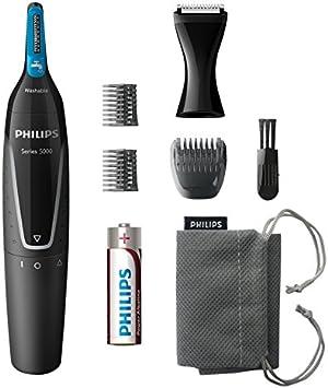 Philips NOSETRIMMER Series 5000 NT5171/15 depiladora de precisión ...