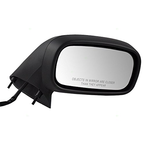Passengers Power Side View Mirror Replacement for Pontiac 25615194 AutoAndArt ()