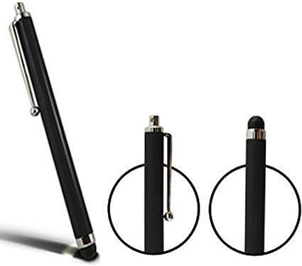 Lot de 3 stylets noirs pour tous les t/él/éphones portables et tablettes /à /écran tactile Zioneclipse