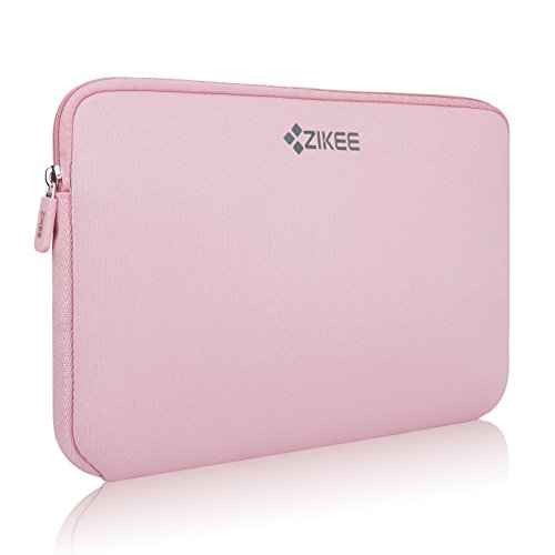 Zikee 15-15.6 Inch Laptop Sleeve, Water Resistant Thickest Protective Slim Laptop Case (Slide Protector Case Cover)