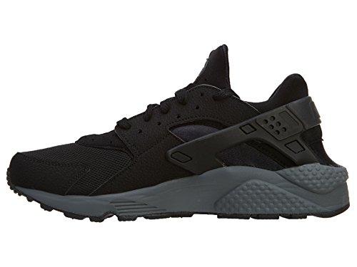 Nike Air Huarache Heren Sneakers 318429 Sneakers Schoenen (us 10.5, Zwart Zwart Zwart Donkergrijs 010)