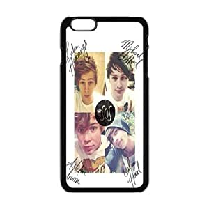 Cool Painting 5 SECONDS OF SUMMER Phone Case for Iphone 6 Plus