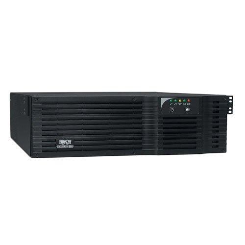 Tripp Lite SMART5000RT3U 5000VA 4000W UPS Smart Rackmount AVR 208V/120V 5kVA USB DB9 6URM