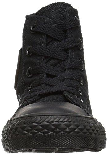 CONVERSE Chuck Taylor All Star Season Hi - Zapatillas de tela infantil negro