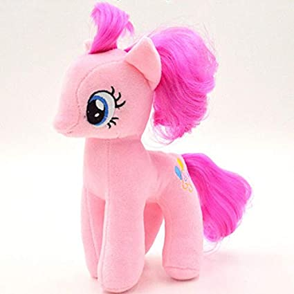 JEWH Ty Beanie Boos Lovely Little Horse - Plush Doll Unicorn Horse - Toys for Children