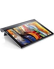 Lenovo Yoga Tab YT3-X90L Tablet, Display 10.1 IPS Multi-Touch, Videoproiettore Integrato, Processore Intel Z8550 Quad-Core, Memoria 4 GB, Storage 64 GB, LTE, Android 6.0, Nero, ZA0G0103DE