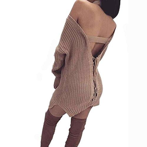 knit bandage dress - 2