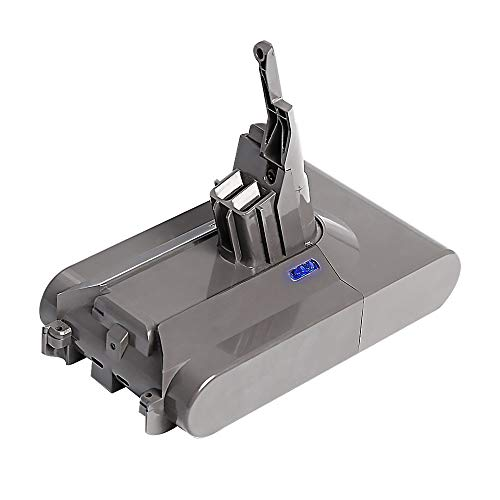 Amityke 21.6V 3.2Ah Battery Compatible for Dyson V7 Motorhead Pro V7 Trigger V7 Animal V7 Car+Boat Dyson Vacuum Cleaner