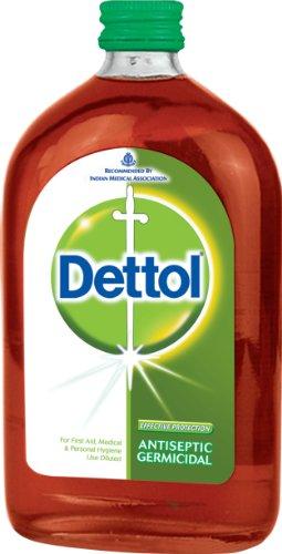 Dettol Liquid Antiseptic (Dettol Antiseptic Liquid 60ml - Free Shipping From India)