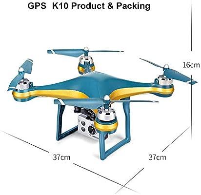 Lily GPS ESC WiFi helicóptero no tripulado, avión Remoto de Cuatro ...