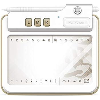 PenPower JR Chinese English Hand Writing Pen Tablet Pad New Pen Power