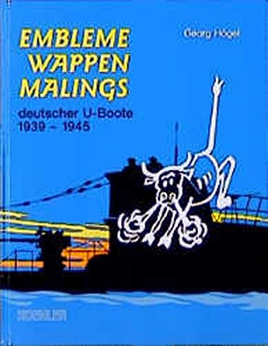 Embleme Wappen Malings deutscher U-Boote 1939-1945