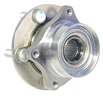 GSP 694265 Axle Bearing and Hub Assembly - Left or Right Front (Driver or Passenger Side): Automotive
