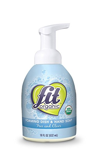 Fit Organic Foaming Clear Ounce product image
