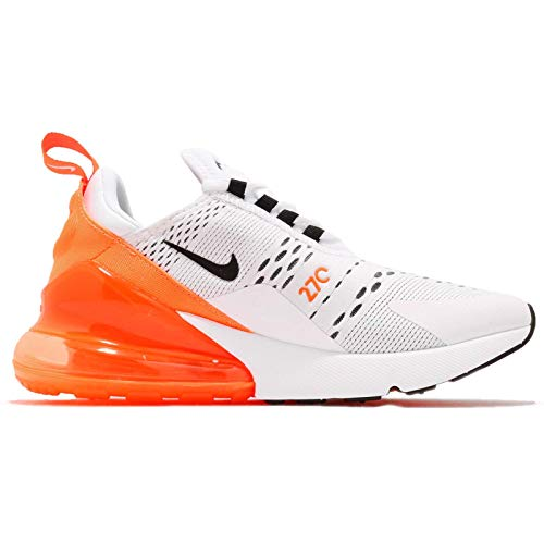 Total Black 270 Compétition Nike Running Femme W Orange de 104 Chaussures Multicolore Air White Max BB7PU