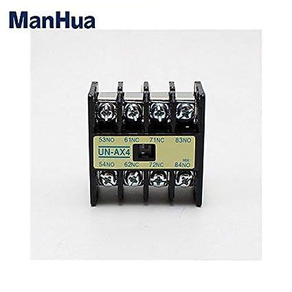 Manhua Elevator Parts Contactor Lock Point UN-AX4 High