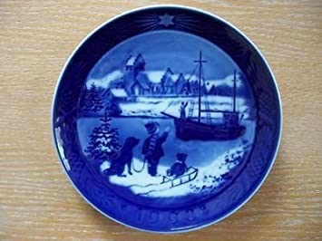Amazon.com: Fine Danish Porcelain -- 1998 Royal Copenhagen ...