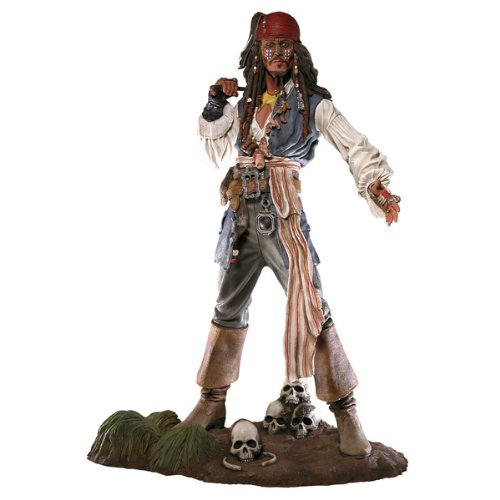 (Pirates of the Caribbean Cannibal Jack Sparrow 18