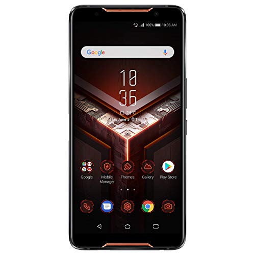 ASUS ROG Gaming Phone ZS600KL (Snapdragon 845, 8GBRAM, 128GB Storage, Dual-SIM, Android, 6 inches inch) Factory Unlocked…