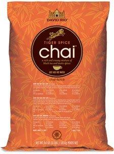 (David Rio Tiger Spice Chai, Two 4 Lb. Bags by Tiger Spice Chai )