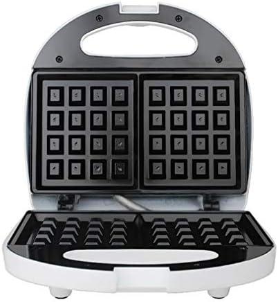 LY-JFSZ Machines À Gaufres Et Croques Mini Gâteau Maker, Petit-déjeuner 750W Machine De Cuisson Machine Non-bâton Revêtement Presses Panini Snacks