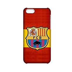 Generic Hard Phone Cases For Girl With Barcelona For Iphone 5C Full Body Choose Design 1-9