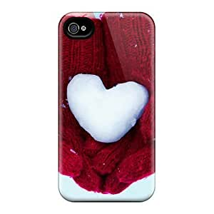 PmU15034sWam Cases Covers, Fashionable Iphone 6plus Cases - Snow Heart