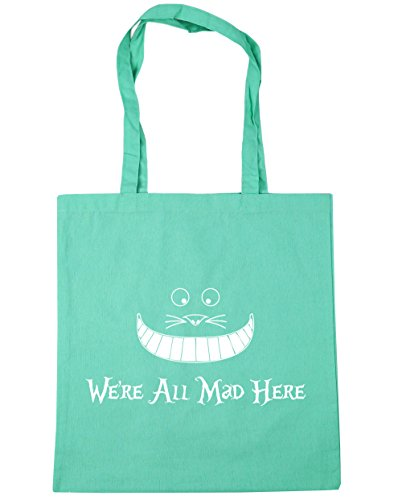 HippoWarehouse all 42cm we're Shopping 10 Mint Tote x38cm Gym Beach here Bag litres mad ffTnx5arq