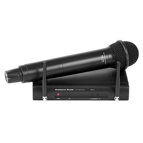 American Audio Microphone (American Audio WM16HH 16 CH UHF Handheld Mic)