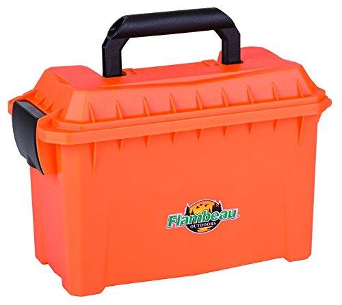 Flambeau Outdoor 6415SO Orange Marine Dry Box, 11-Inch ()