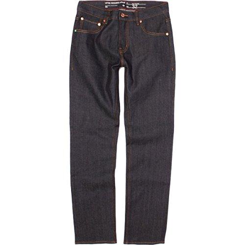LRG Mens RC SS Jean '17 Pants 36 Raw Indigo