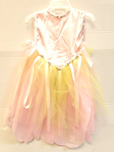 Creative Education Pink Fairy Pixie Princess Tunic Wings