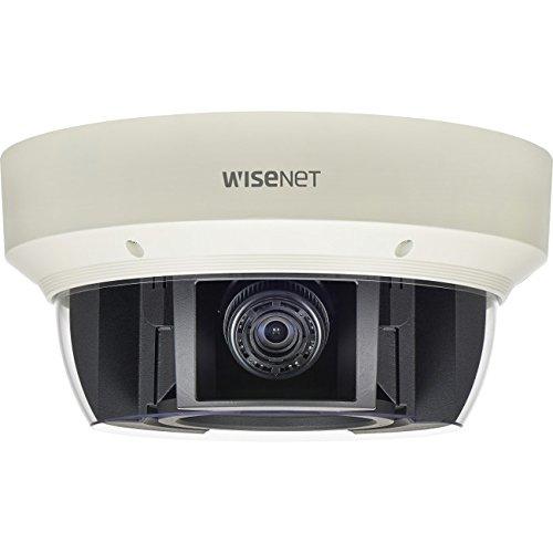 Hanwha Techwin WiseNet PNM-9081VQ 20 Megapixel Network Camera - Monochrome,  Color - MPEG-4 AVC, H 264, H 265-2560 x 1920-3 60 mm - 9 40 mm - 2 6X