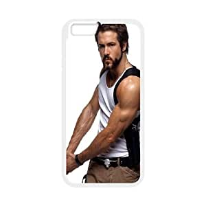 Ryan Reynolds iPhone 6 Plus 5.5 Inch Cell Phone Case White MUS9197785