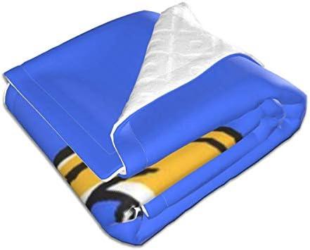 shihuainingxianruandans Couverture de bébé de Confort, Couverture Chaude Douce de Donald Duck pour Le Voyage de Poussette Nouveau-né Infantile en Plein air