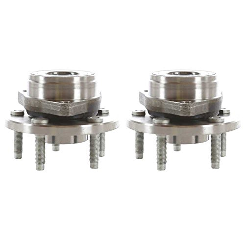 Prime Choice Auto Parts HB613102PR Front Hub Bearing Assembly Pair