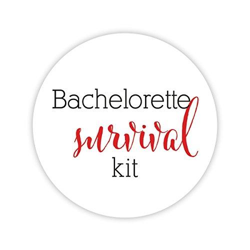 Bachelorette Survival Kit, Hangover Kit, In Sickness &