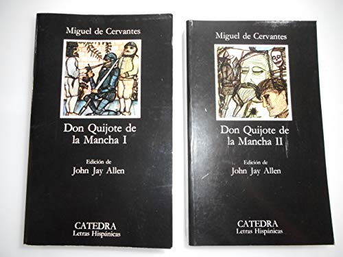 Don Quijote de la Mancha (2 Vol. Set)