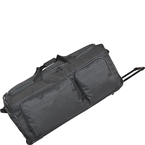 netpack-30-travel-light-ii-wheeled-duffel-black