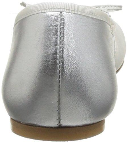 donna Ballerine JONAK Bianco Latte Argent Blanc 68 1R77xwPqE
