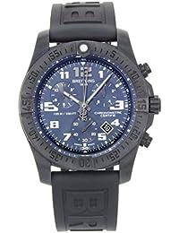 Chronospace Evo Night Mission Mens Watch w/Black Diver Pro III Rubber Strap V7333010/C939-153S