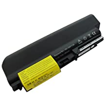 AGPtek 9cell Battery IBM LENOVO ThinkPad R61 T61 R61i R61e T400 R400 Series Laptops 42T5225 42T5227 42T5262 42T5264 42T5229 41U3197 42t5263 42t5230 43R2499 42T4530 42T4531 series Laptop Battery [10.8V/71Wh]