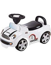 Babylove Ride on Car - 28-536 White