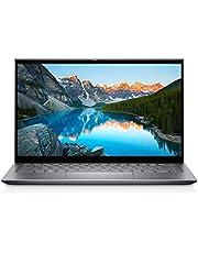 Dell Inspiron 14 5410 Convertible Laptop, 11th Gen Intel Core i3-1125G4, 14 Inch FHD, 256GB SSD, 4 GB RAM, Intel® UHD Graphics, Windows 10 Home, English-Arabic Keyboard, Silver