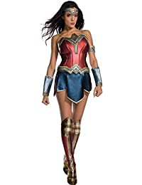 Secret Wishes Women's Wonder Woman Movie Costume, Small