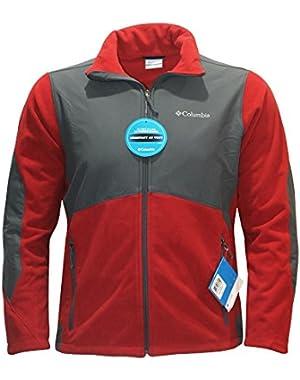 Sportswear Nordic Trekker Fleece Jacket-Men