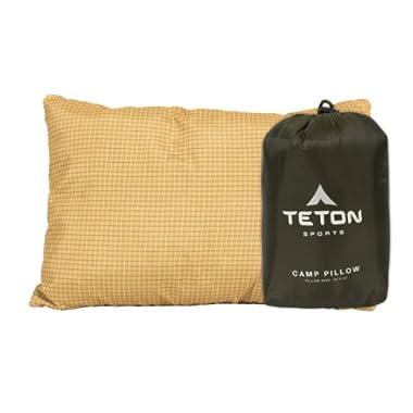 TETON Sports Camp Pillow w/ Pillow Case