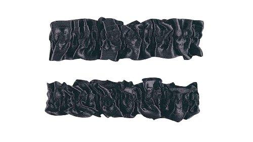 Forum Novelties Roaring 20s Garter Armband - One Size - Black