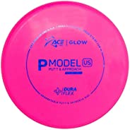 Prodigy Discs Ace Line Glow DuraFlex P Model US Putter Golf Disc [Colors May Vary]